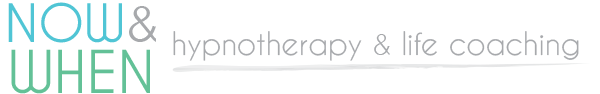 Now & When Hypnotherapy and Life Coaching